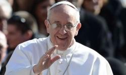 """El Papa pidió una """"verdadera voluntad política"""" para enfrentar el cambio climático"""