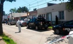 La Guardia: allanaron la casa del sospechoso de asesinato y había un arsenal