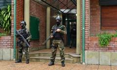 """Santa Fe: 102 agentes federales, 40 patrullas más y un destacamento en el norte """"caliente"""""""